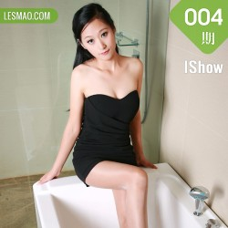 ISHOW爱秀 No.004 林晓Pairs